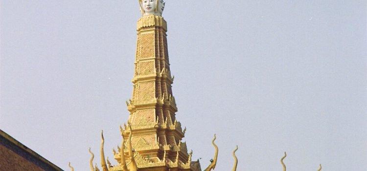 A pinch of culture in Phnom Penh