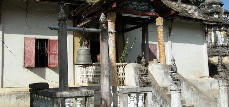Buddhist Ritual Participation
