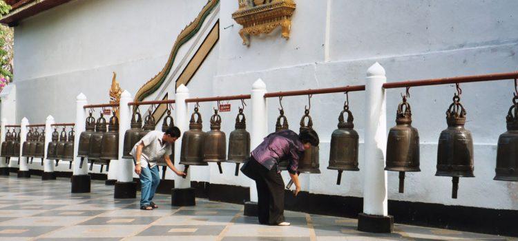 Trip to Doi Suthep temple