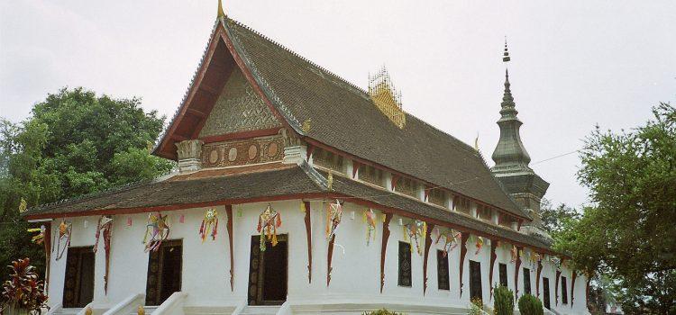 Cycle around Luang Prabang