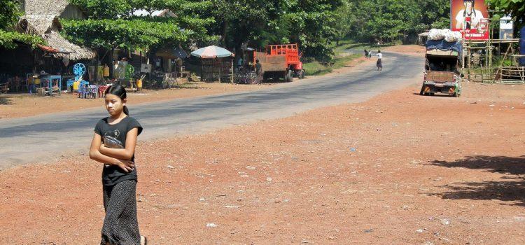 Bus trip to Bago by detour